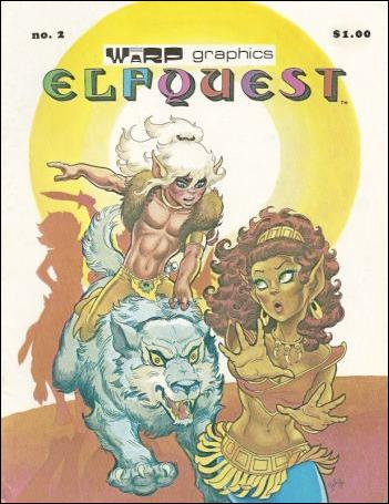 Elfquest (1978) 2-A by Warp Graphics