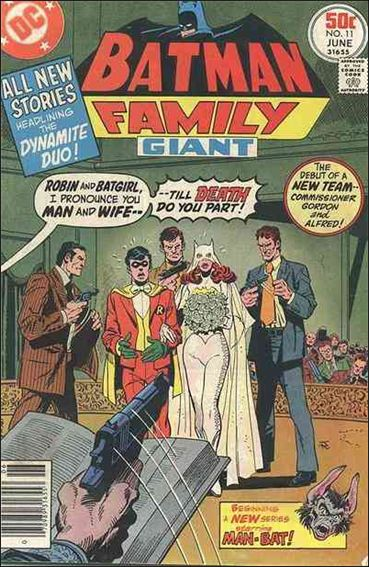 Batman Family 11-A by DC