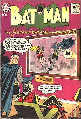 Batman (1940) 131-A by DC