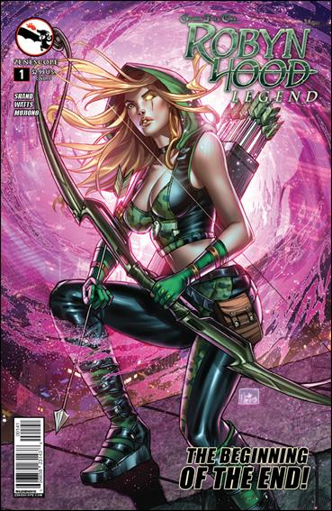 Grimm Fairy Tales Presents Robyn Hood: Legend 1-D by Zenescope Entertainment