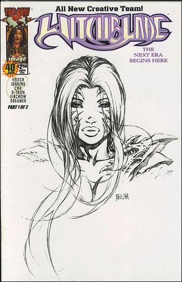 Witchblade 40-C by Top Cow