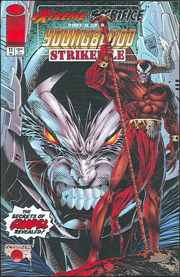 Youngblood: Strikefile 11-A by Image