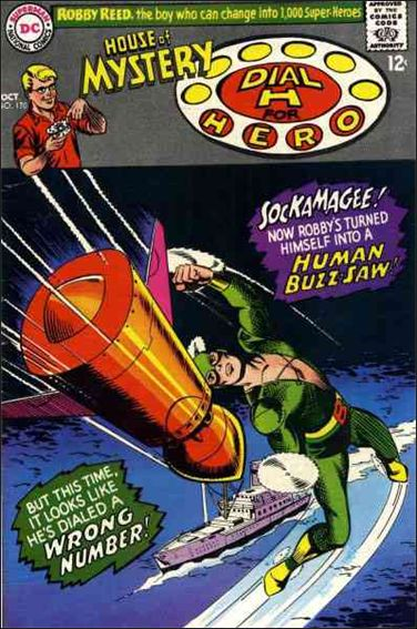 House of Mystery (1951) 170-A by DC