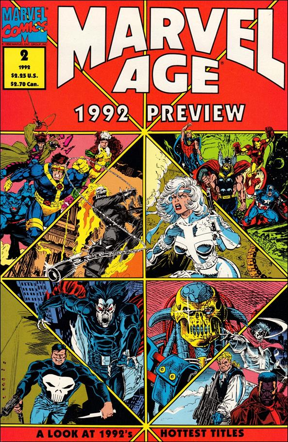 Marvel Age Preview 2-A by Marvel