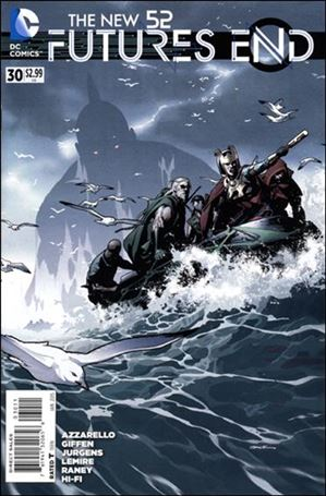 New 52: Futures End  30-A