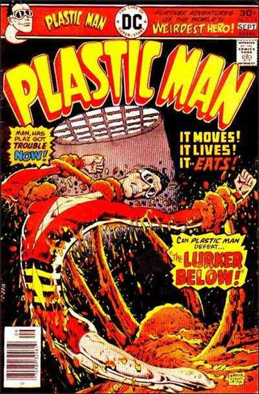 Plastic Man (1966) 14-A by DC