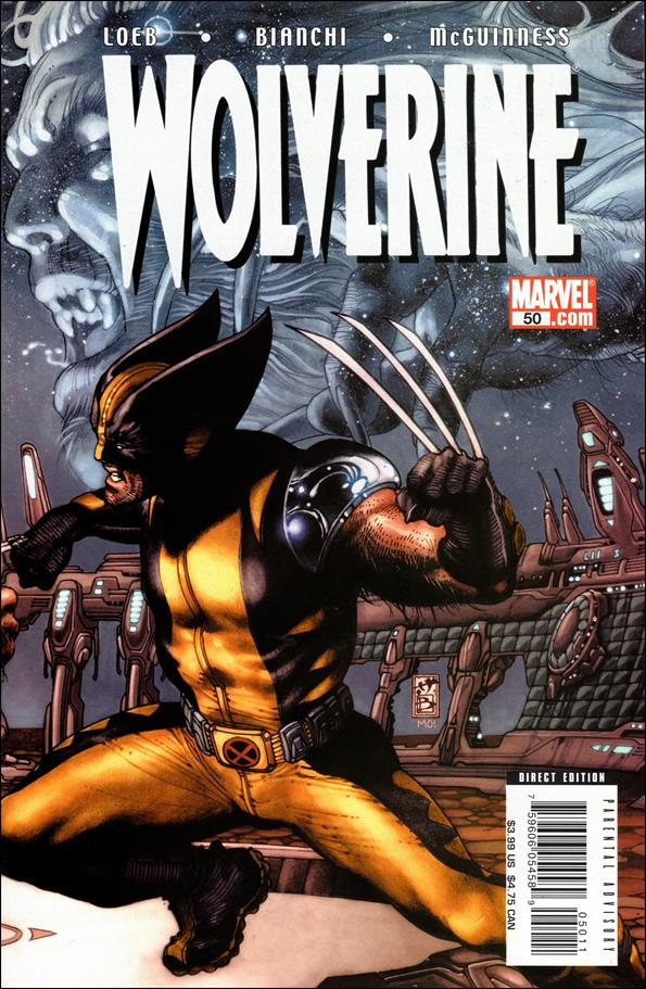 Wolverine (2003)  50-A by Marvel