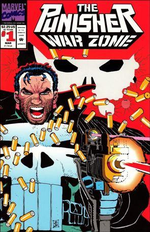 Punisher: War Zone (1992) 1-A