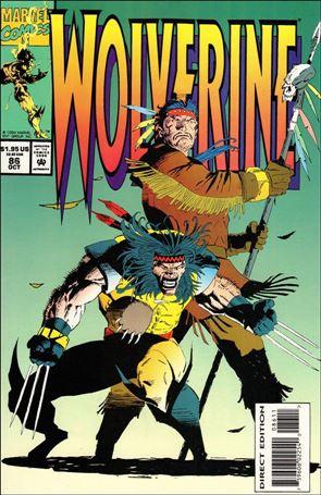 Wolverine (1988)  86-A