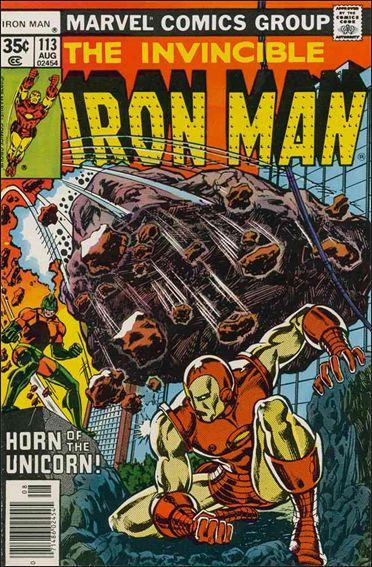 Iron Man (1968) 113-A by Marvel