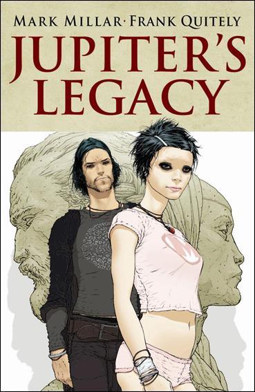 Jupiter's Legacy 1-A by Image