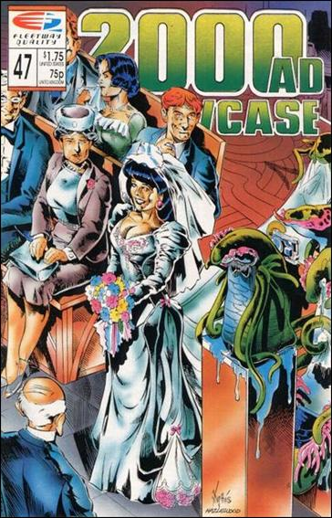 2000 A.D. Showcase (1988) 47-A by Quality Comics