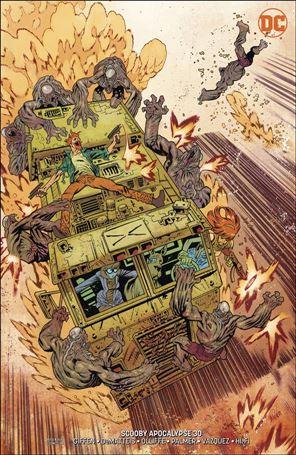 Scooby Apocalypse 30-B