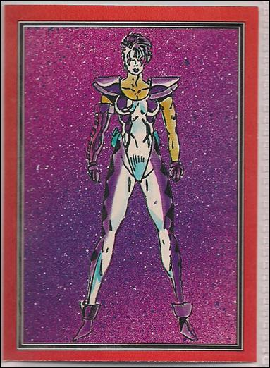 Youngblood: Series 1 (Base Set) 33-A by Comic Images