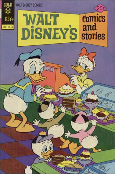 Walt Disney's Comics and Stories (1940) 422-A by Dell
