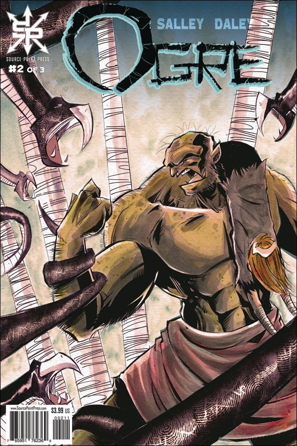 Ogre (2018) 2-A by Source Point Press
