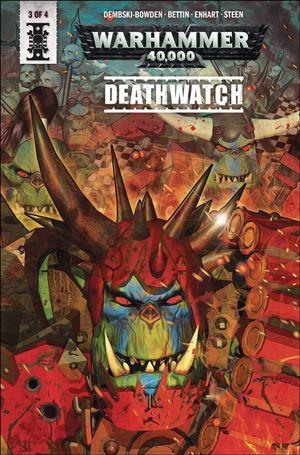 Warhammer 40,000: Deathwatch 3-A