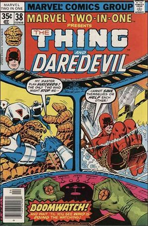 Marvel Two-in-One (1974) 38-A