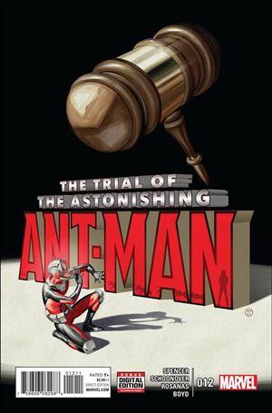 Astonishing Ant-Man 12-A
