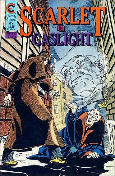 Scarlet in Gaslight 2-A by Eternity