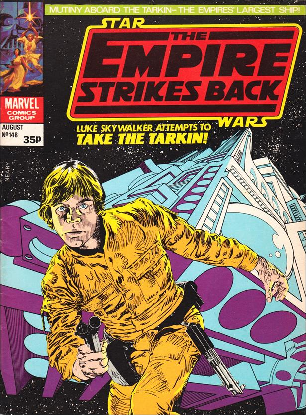 Star Wars Weekly (UK) 148-A by Marvel UK
