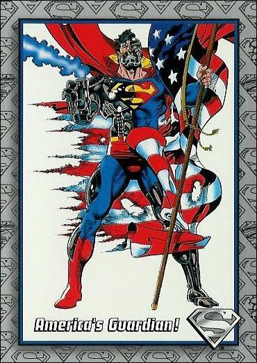 Return of Superman (Base Set) 24-A by SkyBox