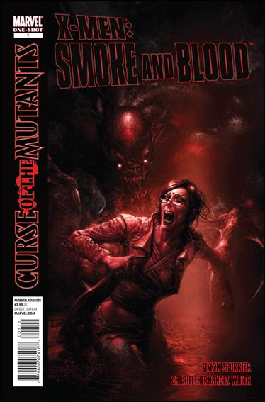 X-Men: Curse of the Mutants - Smoke and Blood 1-A by Marvel