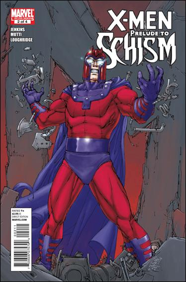 X-Men: Prelude to Schism 2-A by Marvel