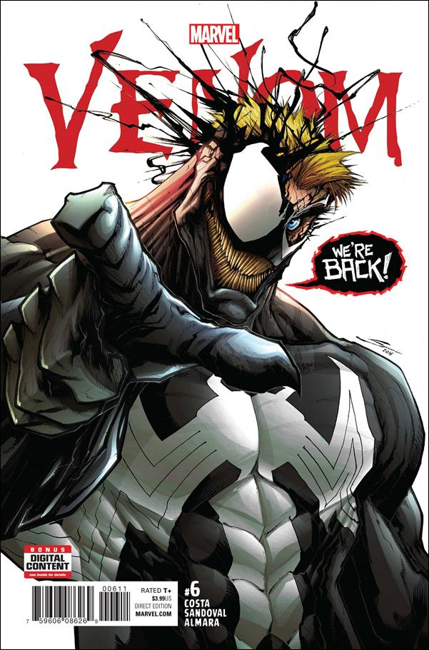 Venom (2017) 6-A by Marvel