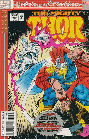 Thor (1966) 468-A by Marvel