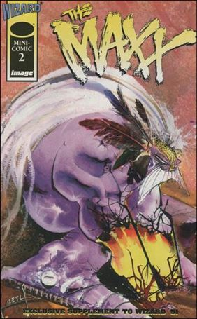 Wizard Mini-Comic 2-A