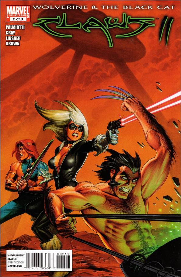Wolverine &amp; Black Cat: Claws 2 2-A by Marvel
