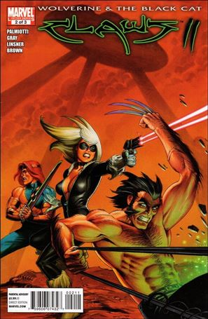 Wolverine & Black Cat: Claws 2 2-A