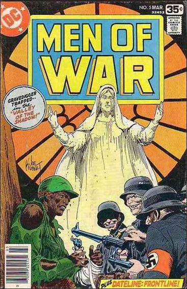 Men of War (1977) 5-A by DC