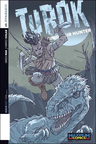 Turok: Dinosaur Hunter (2014) 1-ZA by Dynamite Entertainment