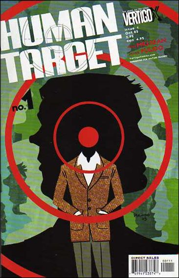 Human Target (2003) 1-A by Vertigo