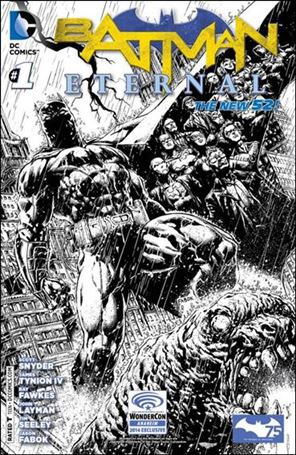 Batman Eternal 1-C