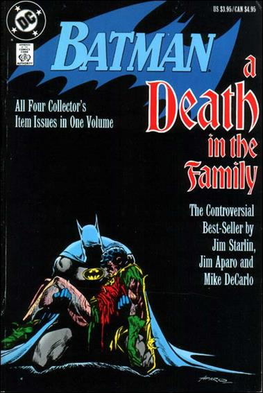 Batman: A Death in the Family nn-A by DC
