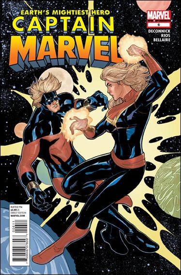 Captain Marvel (2012) 6-A by Marvel