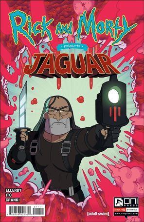 Rick and Morty Presents: Jaguar 1-A