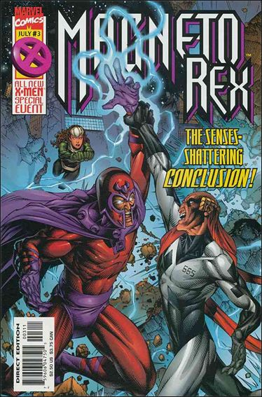 Magneto Rex 3-A by Marvel