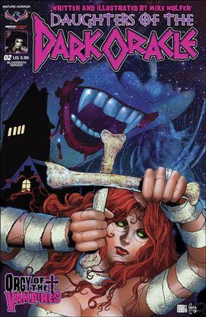 Daughters of the Dark Oracle: Orgy of the Vampires 2-C