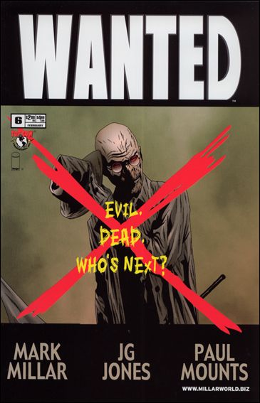 Wanted (2003) 6-B by Top Cow