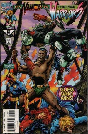 New Warriors (1990) 57-A