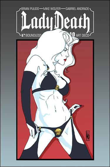 Lady Death (2010) 10-C by Boundless Comics