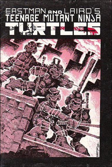 Teenage Mutant Ninja Turtles (1984) 1-C by Mirage