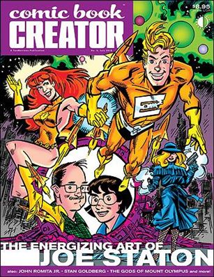 Comic Book Creator 9-A