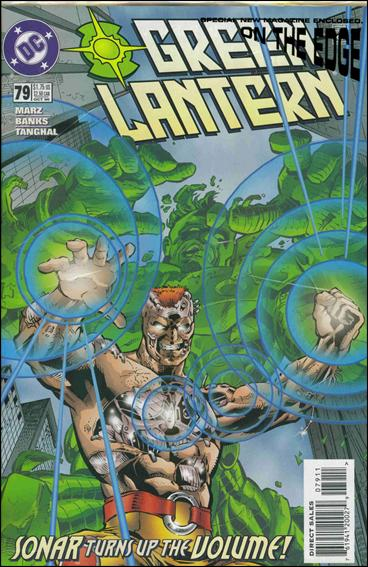 Green Lantern (1990) 79-A by DC