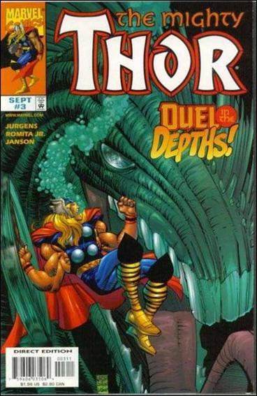 Thor (1998) 3-A by Marvel