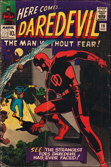 Daredevil (1964) 10-B by Marvel